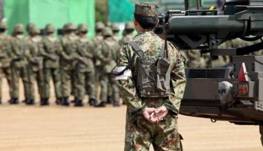 河野太郎防衛大臣がバンジー風降下訓練で飛び降り!習志野駐屯地の陸上自衛隊に参加